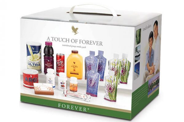 Mini Touch of Forever - Nutritional