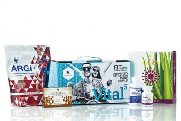 Vital5 Combo Pack - Aloe2Go